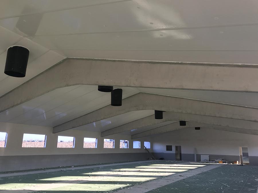Detall fals sostre de Pur-GR.