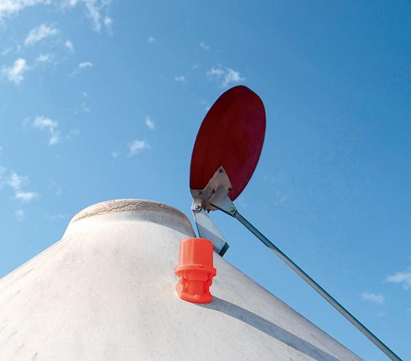 SiloMetric, control del contenido de los silos en tiempo real: