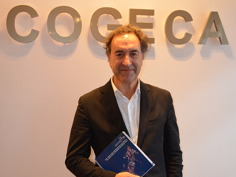 Ramón Armengol nuevo presidente de Cogeca